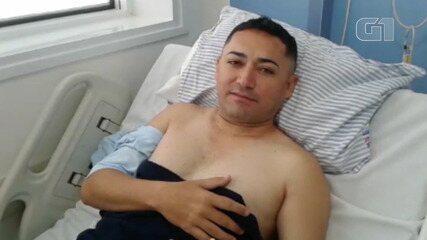 Paraibano doa medula óssea pela segunda vez em quatro anos