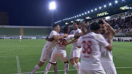 Os gols de Bragantino 4 x 1 Londrina pela 23ª rodada da Série B 2019
