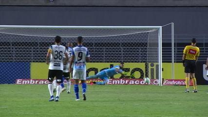 Melhores momentos de CSA-AL 1 x 0 Ceará pela 20ª rodada do Campeonato Brasileiro