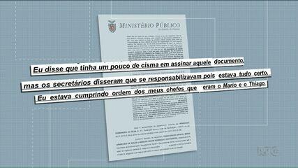 Justiça bloqueia bens de ex-secretários municipais de Paranacity