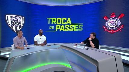 Comentaristas analisam a eliminação do Corinthians na Sul-Americana