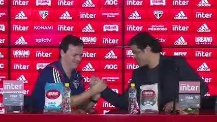 Raí explica como foi o processo de escolha do São Paulo por Fernando Diniz e admite que jogadores foram consultados