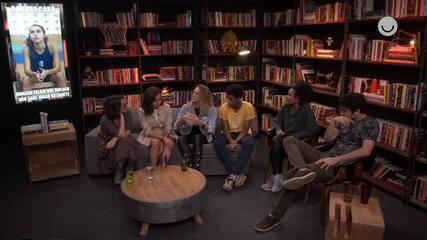 Hortência Marcari participa do 'Papo De Novela'