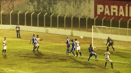 Assista aos melhores momentos e os gols de Cori-Sabbá 1 x 1 Oeirense pela Segundona
