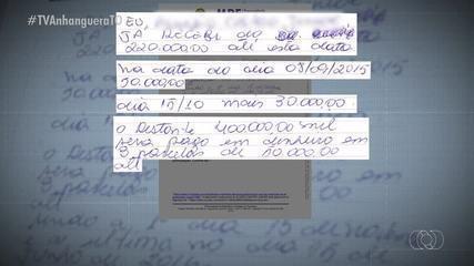 Recibo revela que Brito Miranda pagou por denúncia feita contra Sandoval Cardoso