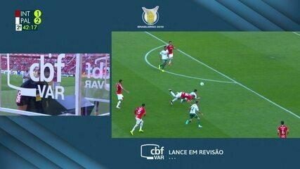 Melhores momentos de Internacional 1 x 1 Palmeiras pela 22ª rodada do Brasileirão