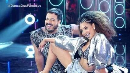 Luis Lobianco e Francielle Pimenta se apresentam no ritmo do funk