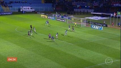 Bahia vence o Avaí por 2 a 0 pelo Brasileirão