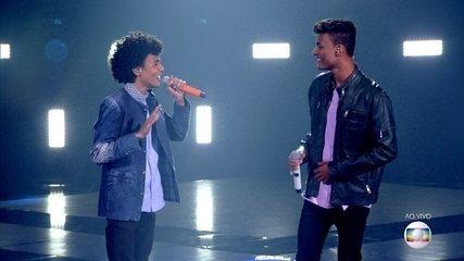 """Ramon e Rafael cantam """"Que Sorte a Nossa"""""""