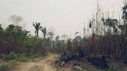 Índios Karipuna relatam invasões e grilagem dentro de território