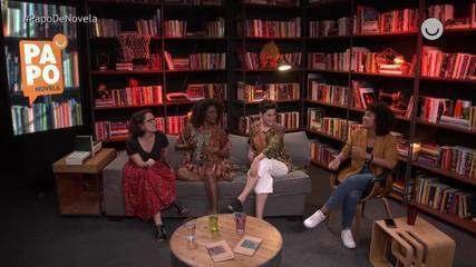 Yasmin Gomlevsky e Shirley Cruz comentam relação de Eugênia e Paloma