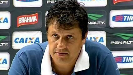 Adílson Batista é anunciado como novo técnico do Ceará