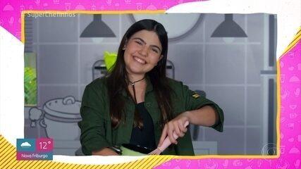 Super Chefinhos 2019': Raphaela Alvitos