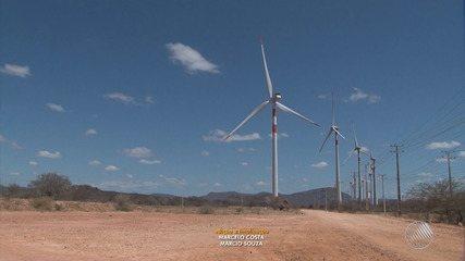 Força dos ventos e raios de sol podem definir o futuro da energia elétrica baiana