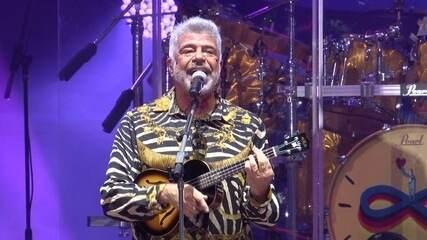 "Lulu Santos toca ""Ovelha Negra"" no Rock in Rio"