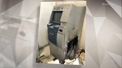Bandidos invadem TV Cultura, fazem reféns e roubam caixa eletrônico