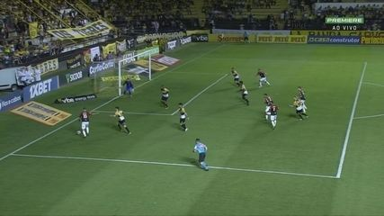 Os melhores momentos de Criciúma 2 x 2 Brasil-RS
