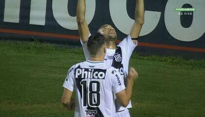 Os melhores momentos de Ponte Preta 3x1 Londrina, pela 27ª rodada da Série B