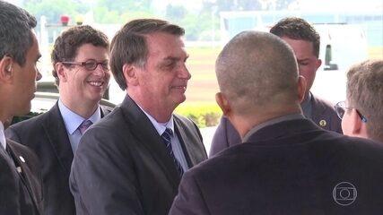 """Presidente Bolsonaro aconselha um apoiador a """"esquecer o PSL"""""""