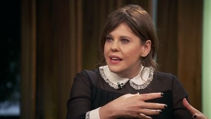 Bárbara fala sobre direção do documentário ao lado de Babenco