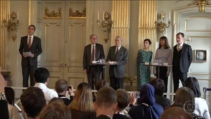 Olga Tokarczuk e Peter Handke ganham prêmio Nobel de Literatura