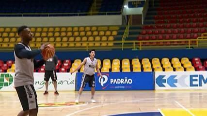 Mogi Basquete corre contra o tempo para recuperar jogadores lesionados para o NBB