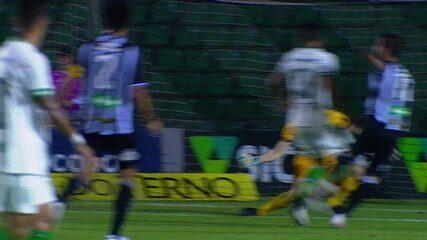 Figueirense x América-MG: os melhores momentos do jogo