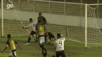 Lance polêmico na semifinal rende protesto do Cori-Sabbá: Bola entrou?