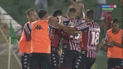 Gols de Guarani 0 x 2 Botafogo-SP pela 29ª rodada da Série B