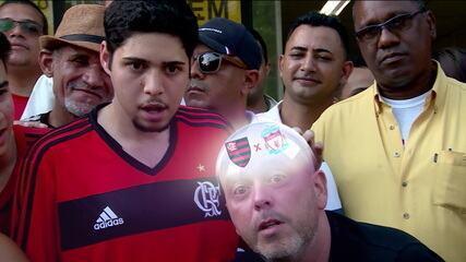 Cafezinho com Escobar repercute o momento dos clubes cariocas com torcedores em Caxias