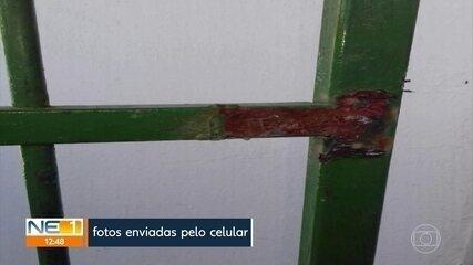 Capela é invadida e roubada por criminosos em Olinda