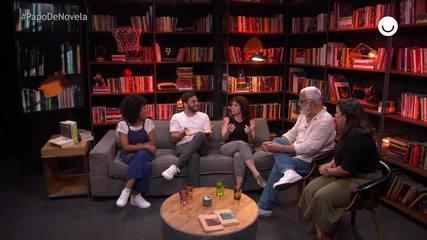 Papo de Novela #07: Armando Babaioff, Rosane Svartman e Paulo Halm