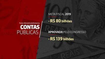 Contas públicas devem fechar o ano com rombo de R$ 80 bilhões, prevê Guedes