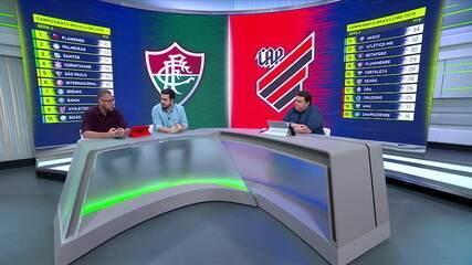 Troca de Passes analisa vitória do Athletico-PR sobre o Fluminense