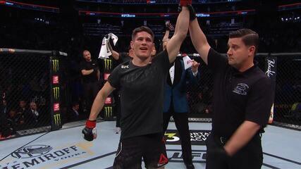 Melhores momentos da luta entre Charles Rosa e Manny Bermudez - UFC Boston