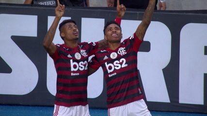 Melhores momentos de Flamengo 2 x 0 Fluminense pela 27ª rodada do Campeonato Brasileiro