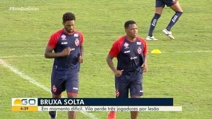 Magno, ex-Bragantino, espera vitória do Vila Nova na próxima sexta