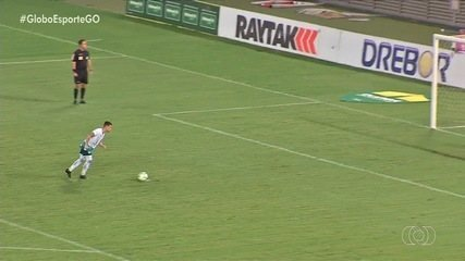 Nos pênaltis, Goiás é eliminado para Cuiabá na Copa Verde