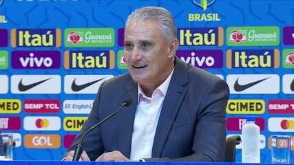 "Tite parabeniza Flamengo e Jorge Jesus: ""Vive momento mágico"""