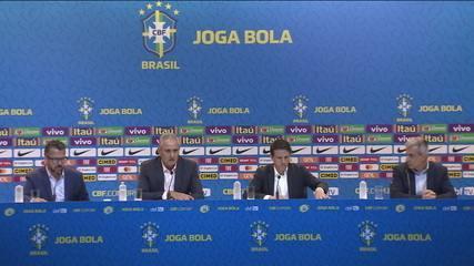 Tite convoca Seleção para últimos amistosos do ano sem jogadores que atuam no Brasil