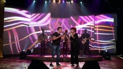 "Nany People e Jakson Follmann cantam ""Estrada da Vida"""