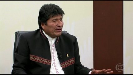 Presidente da Bolívia convida comunidade internacional a fazer auditoria nas eleições