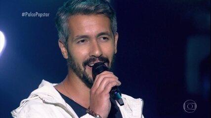 Danilo Vieira canta sucesso de Lulu Santos