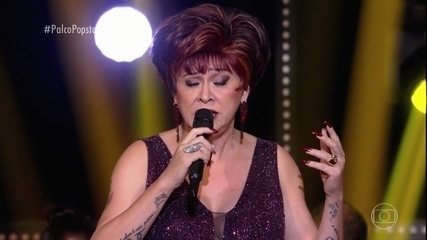 Nany People canta sucesso de 'Fafá de Belém'