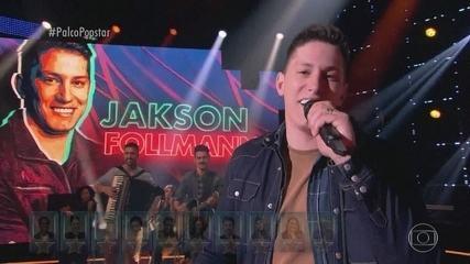 """Jakson Follmann canta """"Tente Outra Vez"""""""