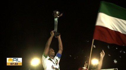 Em casa, CSE empata com o Zumbi e conquista a Segunda Divisão do Alagoano