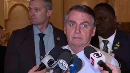 Em 2019, Bolsonaro já tinha chamado resultado eleitoral na Argentina de 'péssima escolha'; relembre