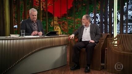 Larry não vê ligações entre Rondon e o presidente Jair Bolsonaro