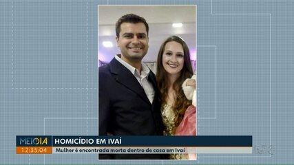 Psicóloga é achada morta dentro de casa, em Ivaí