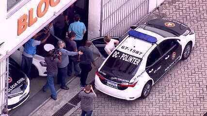 Ex-governadores do Rio Garotinho e Rosinha são presos